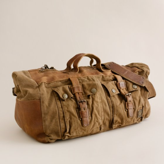 Jcrew Belstaff Duffle Bag