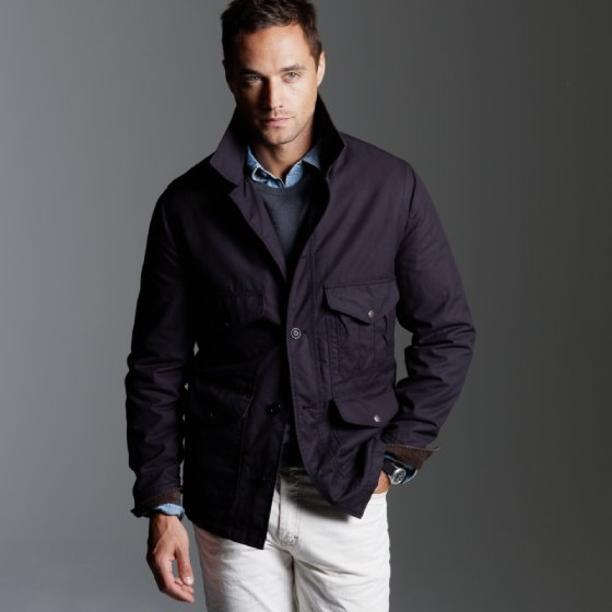 Jcrew Langham Jacket