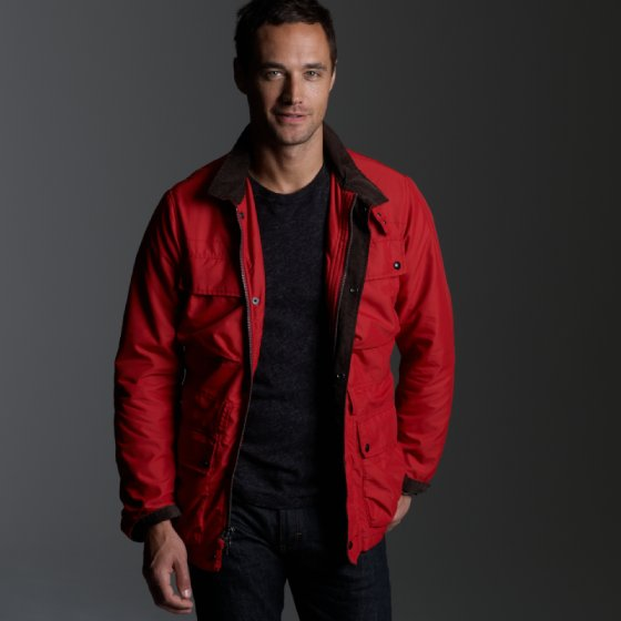 Jcrew Nylon Racer Jacket