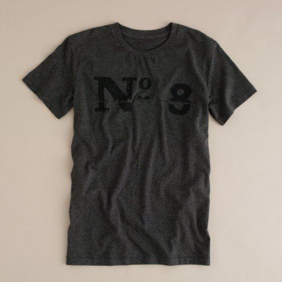 Jcrew Rogues Gallery tshirt 2
