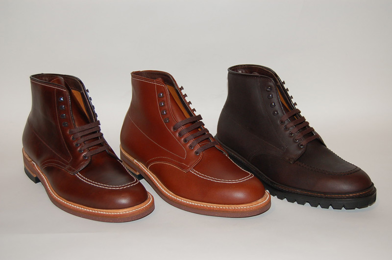New Alden Indy Boot Models
