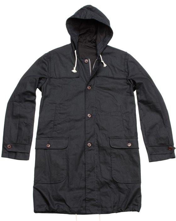 Our Legacy FW2009 Parka