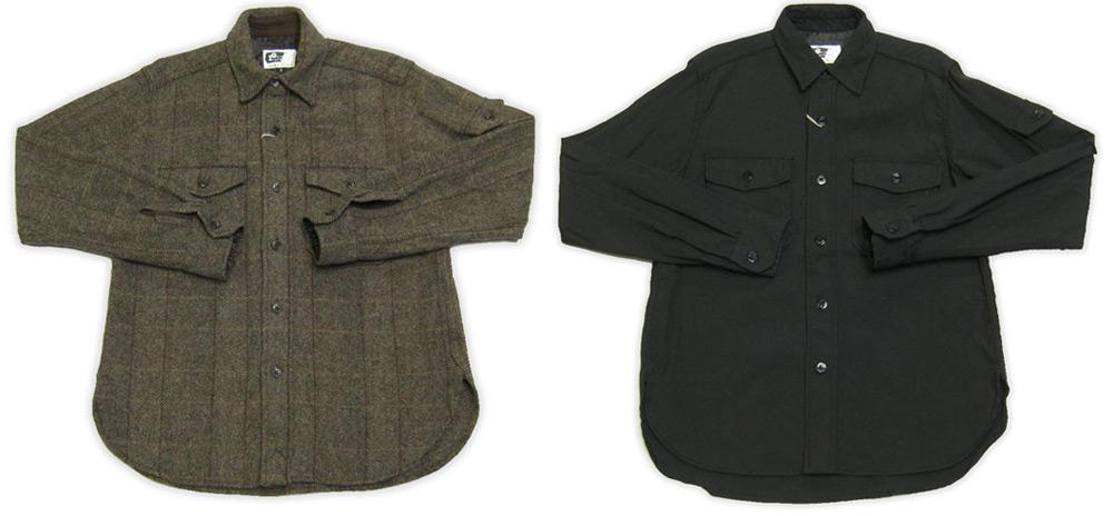 Engineered Garment CPO shirt jackets