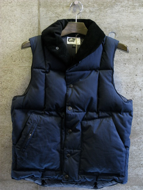Engineered Garments FW2009 Shawl Collar Down Vest