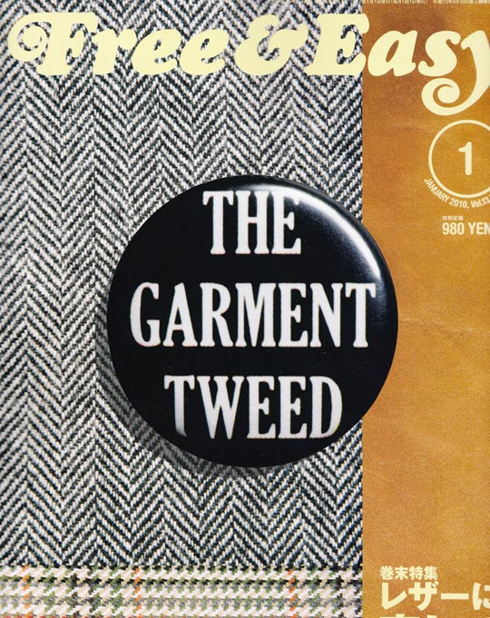 Free & Easy The Garment Tweed