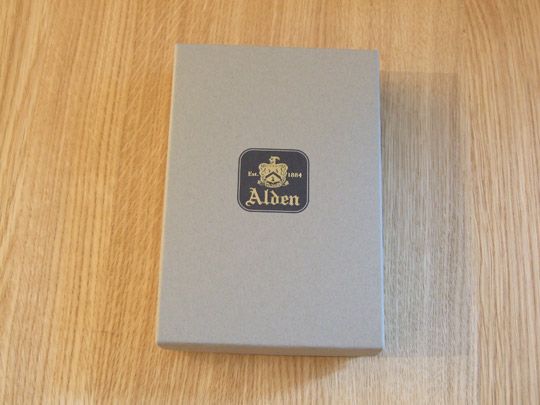 Alden Coin Case 1