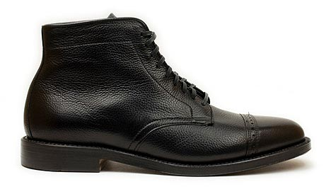 Alden Blackbird Department Store Boot
