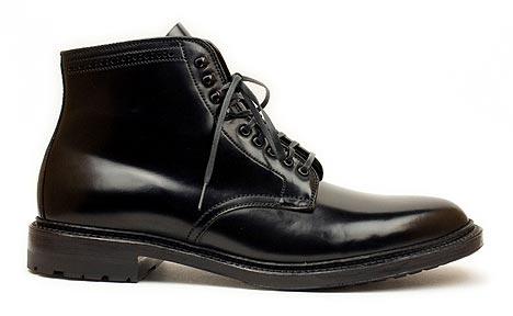 Alden Blackbird Milkman Boots