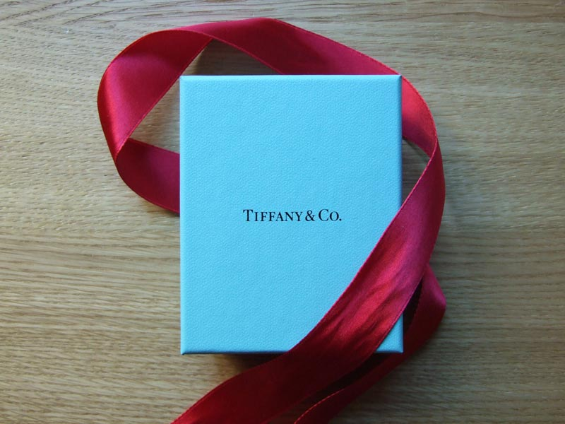 Tiffany and Co Blue Box