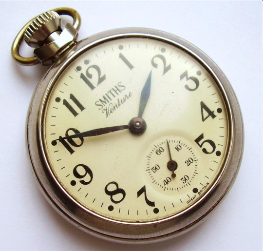 vintage pocket watches mister crew