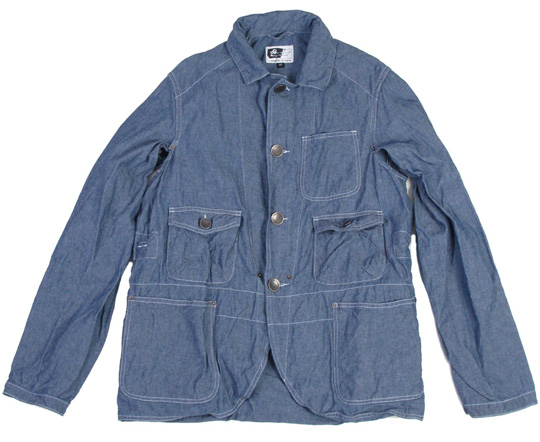 Engineered Garments Highland Jacket Chambray