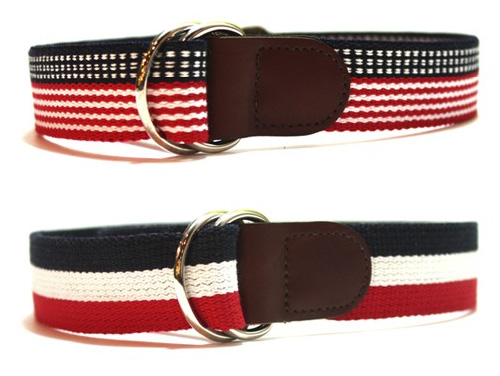 Engineered Garments Spring Summer 2010 Ring Belts USA