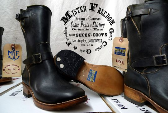 Mister Freedom Road Champ Boots
