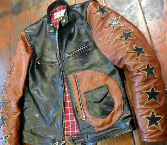 Mister Freedom Bronco Champ Jacket