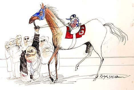 ralph_steadman_kentucky_derby
