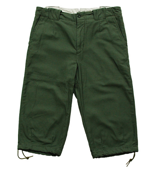 Engineered Garments Knicker Shorts