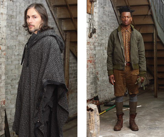 Engineered Garments Fall Winter 2010 1