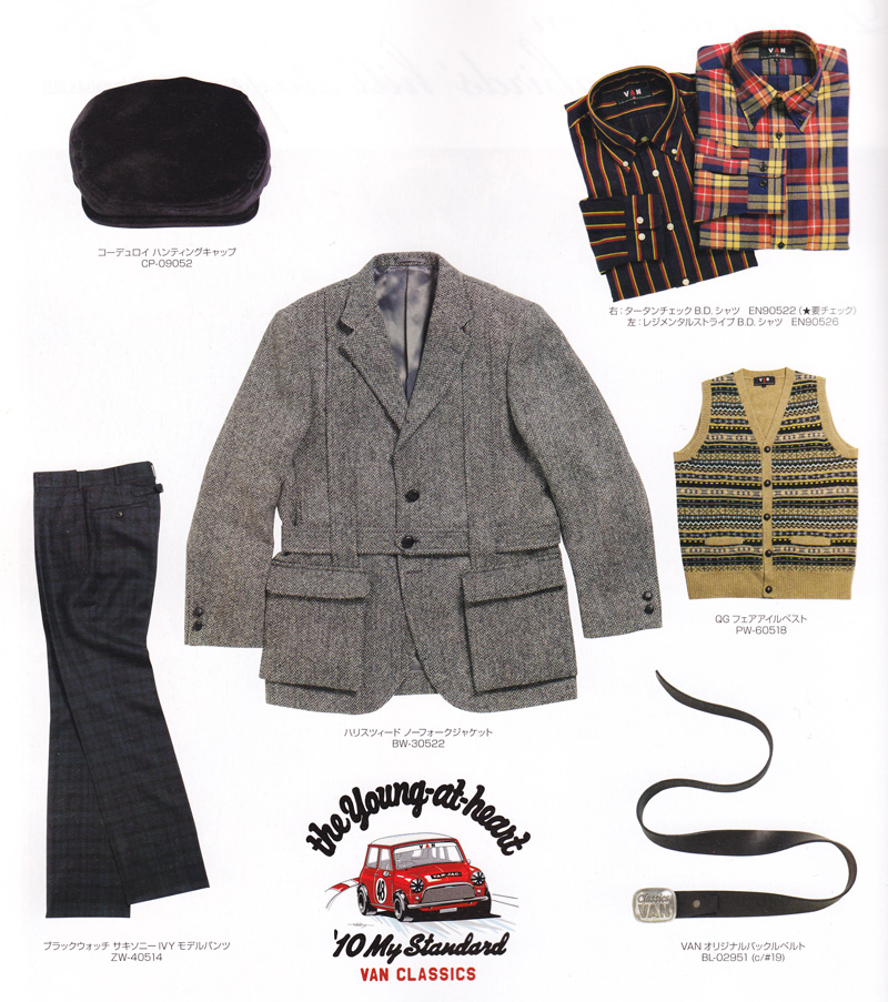 Van Jacket Fall/Winter 2010 Preview | Mister Crew