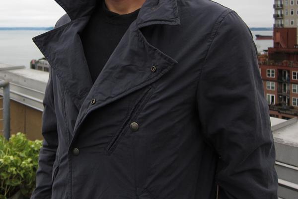 Engineered Garments Explorer Jacket in Poplin