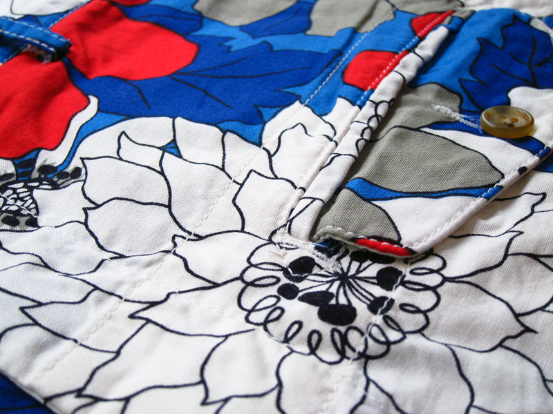 Engineered Garments Go To Hell Shorts