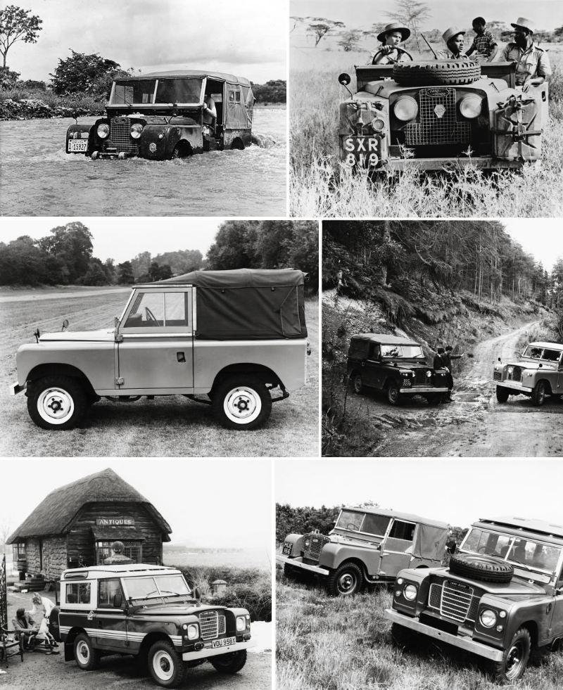 Land Rover Classics