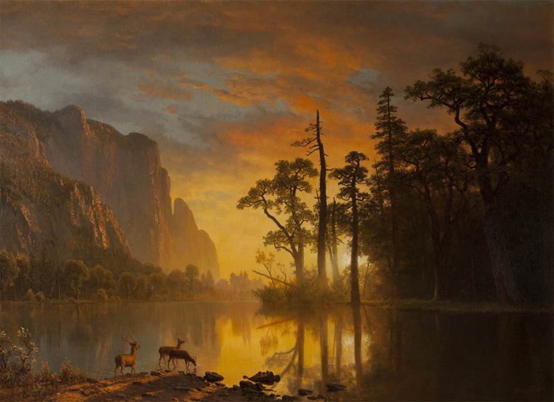 mountain_view_Bierstadt