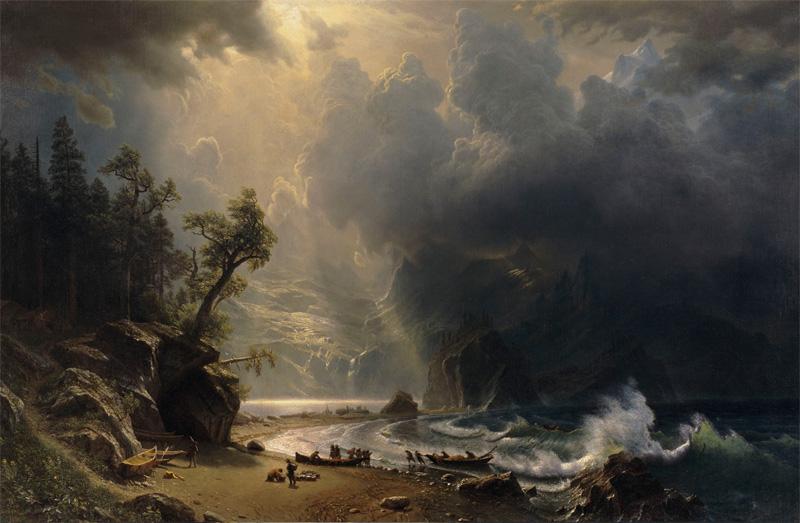 puget_sound_Bierstadt