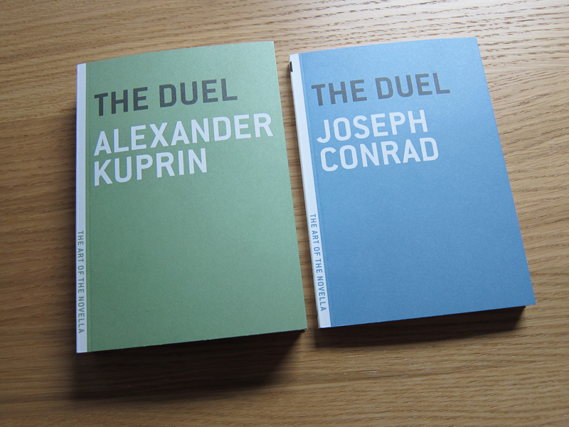 The Duel - The Art of the Novella