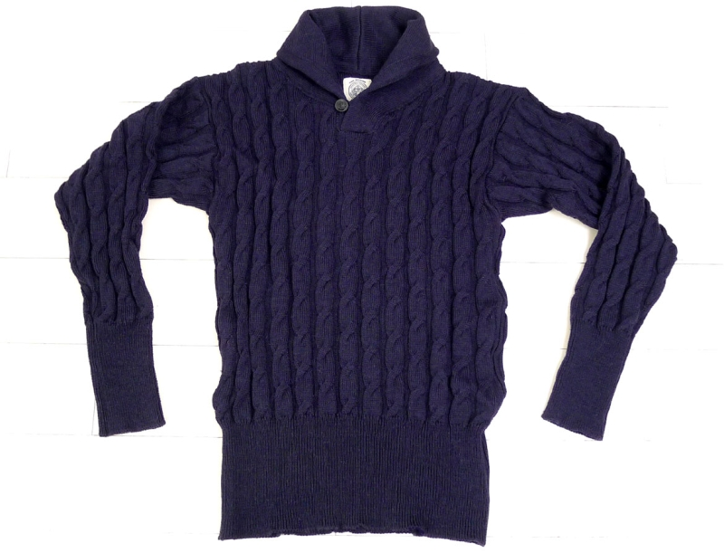 Marine Sweater by North Sea Clothing