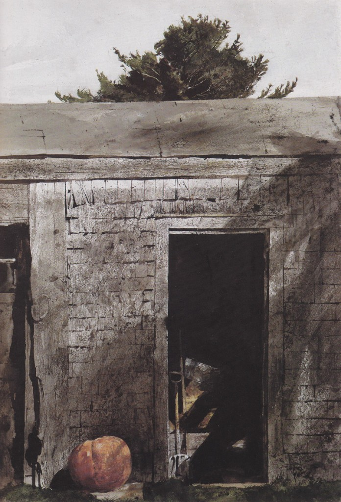 andrew wyeths the blue door essay Andrew newell wyeth (/ˈwaɪɛθ/ wy-eth july 12, 1917 - january 16, 2009) was a visual artist, primarily a realist painter, working predominantly in a regionalist style.